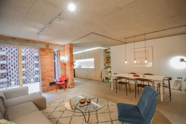 Thumbnail Flat to rent in Uhura Square, Victorian Grove, London
