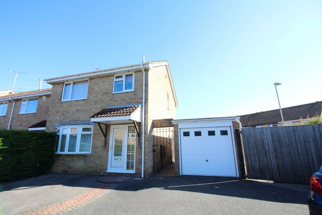 Thumbnail End terrace house for sale in Old Kiln Road, Upton, Poole