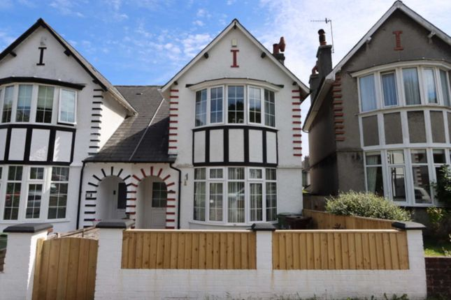 Thumbnail Semi-detached house for sale in Nelson Avenue, Plymouth