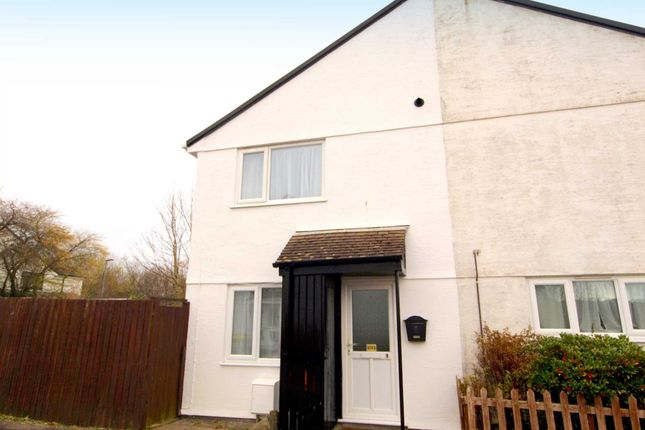 Thumbnail End terrace house for sale in Tamar Close, Callington