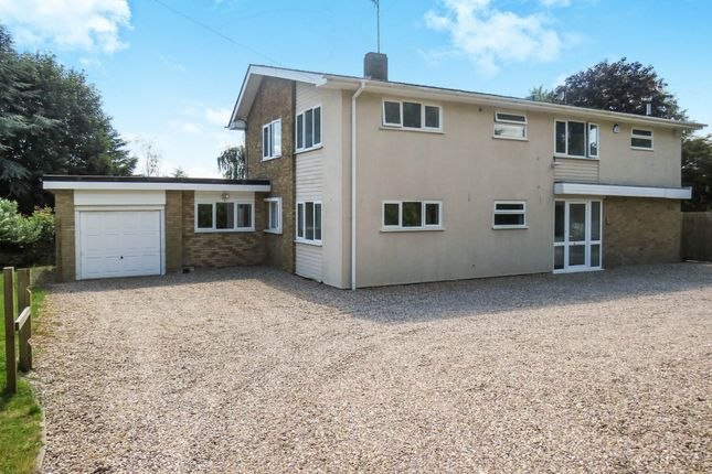 Thumbnail Detached house for sale in Quinton Road, Wootton, Northampton