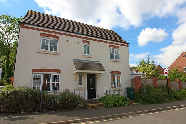 Thumbnail Detached house for sale in Penruddock Drive, Tile Hill, Coventry