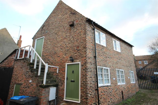 Thumbnail Link-detached house for sale in Riverside Mews, Millgate, Thirsk