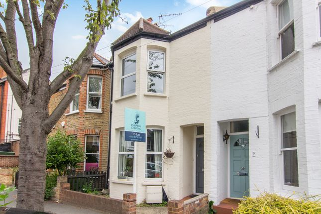 Thumbnail Terraced house to rent in Evelyn Gardens, Kew, Richmond