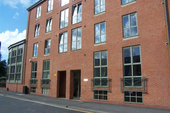 Thumbnail Property to rent in Brook Street, Derby