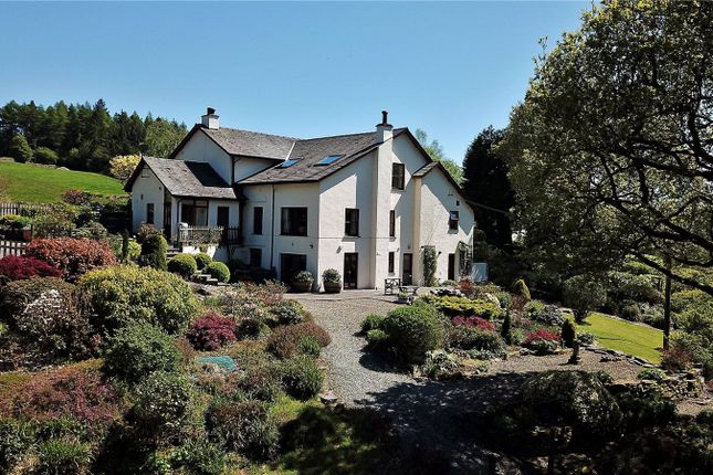 Thumbnail Detached house for sale in Greenbank House & Cottage, Crosthwaite, Kendal, Cumbria