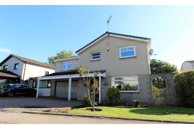 Thumbnail Detached house for sale in Newburgh Road, Aberdeen