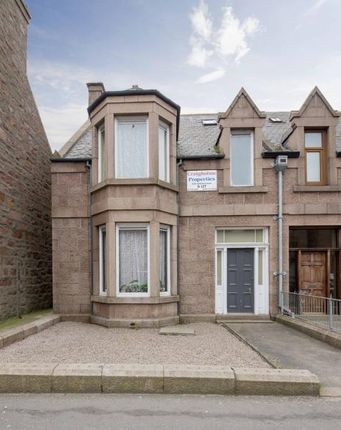 Thumbnail Property for sale in Queen Street, Peterhead
