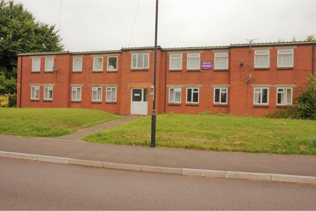 Thumbnail Flat for sale in Ash Tree Road, Caldicot