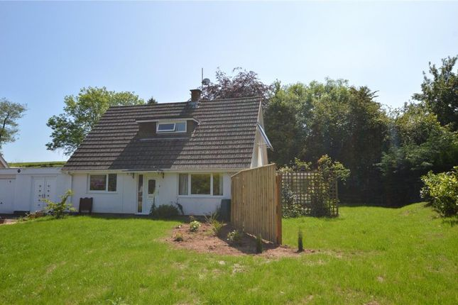 Thumbnail Bungalow for sale in Godolphin Close, Newton St. Cyres, Exeter, Devon