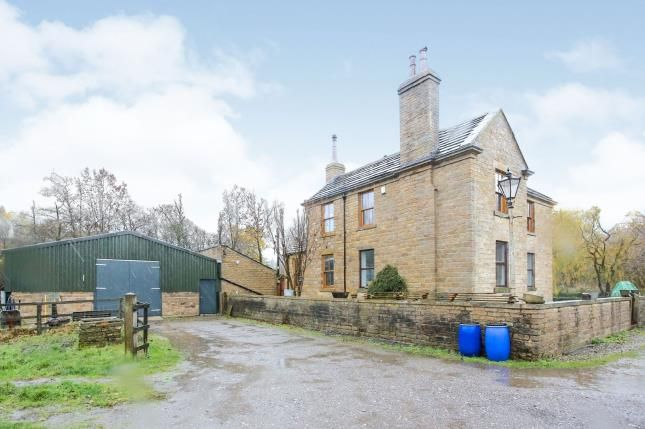 Thumbnail Detached house for sale in Melandra, Glossop, High Peak, Derbyshire