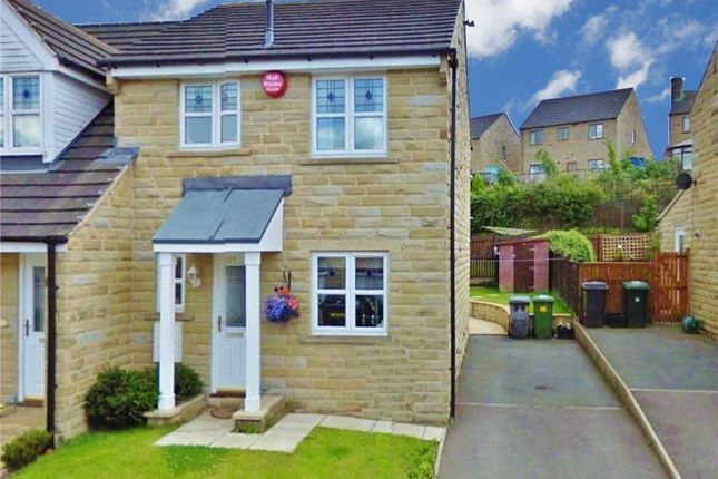 Thumbnail Semi-detached house to rent in Hawthorne Way, Shelley, Huddersfield