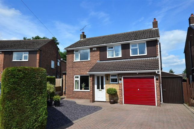 Thumbnail Detached house for sale in Victoria Close, Mickleover, Derby