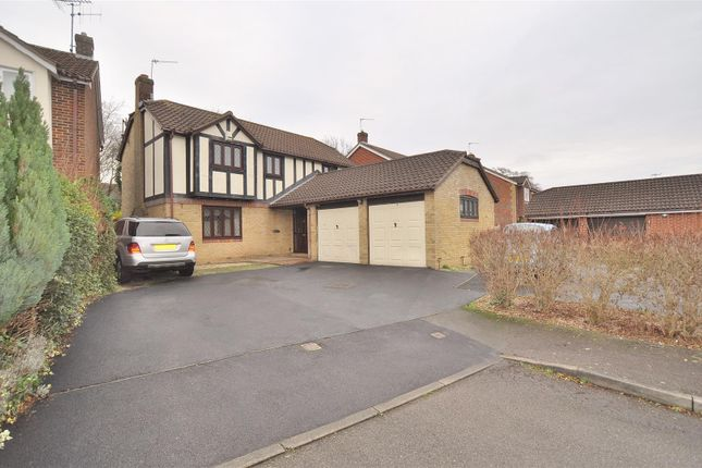 Thumbnail Property for sale in Wheatlands, Stevenage