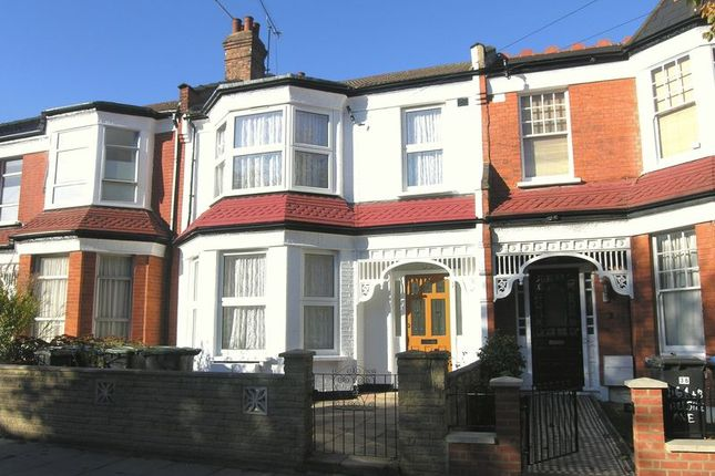 Thumbnail Flat for sale in Belsize Avenue, London
