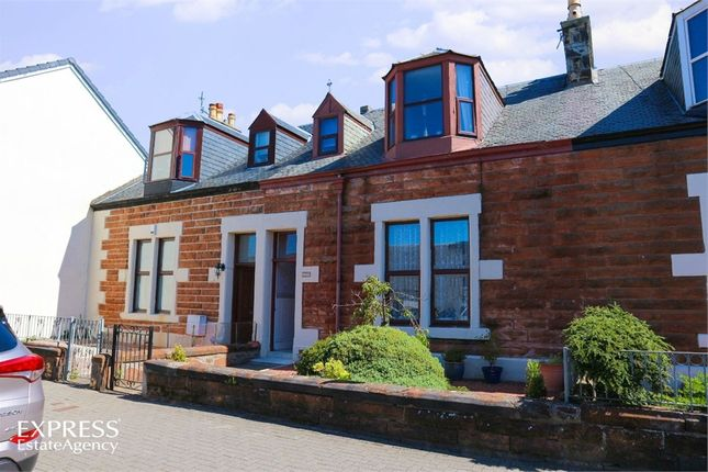 Thumbnail Terraced house for sale in Dalrymple Street, Girvan, South Ayrshire