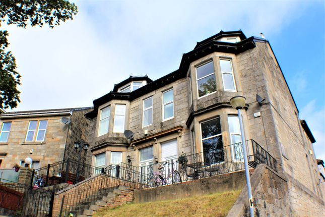 Thumbnail End terrace house to rent in Springvale Terrace, Glasgow