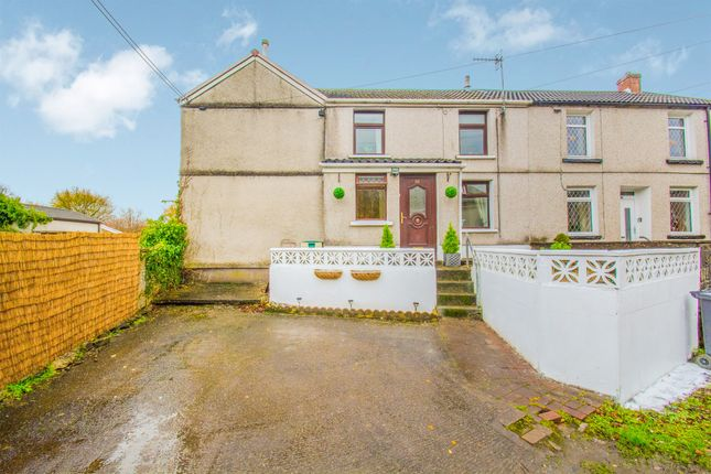 Thumbnail Terraced house for sale in Shop Houses, Llwydcoed, Aberdare