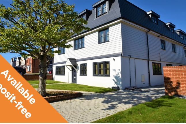 Thumbnail Flat to rent in Forest Grove House, London Road, Waterlooville