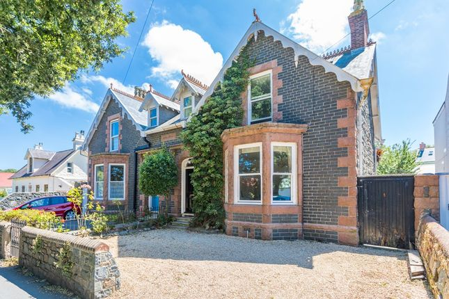 Thumbnail Semi-detached house to rent in Collings Road, St. Peter Port, Guernsey