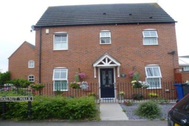 Thumbnail Property to rent in Walnut Walk, Lichfield
