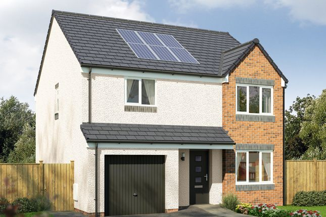 """Thumbnail Detached house for sale in """"The Balerno"""" at Glenboig Road, Gartcosh, Glasgow"""