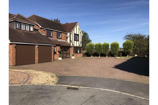 Detached house in  Essington Close  Lichfield W Birmingham