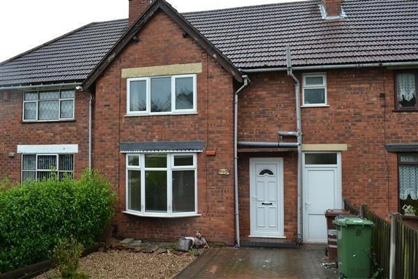 3 bed terraced house to rent in Field Road, Bloxwich