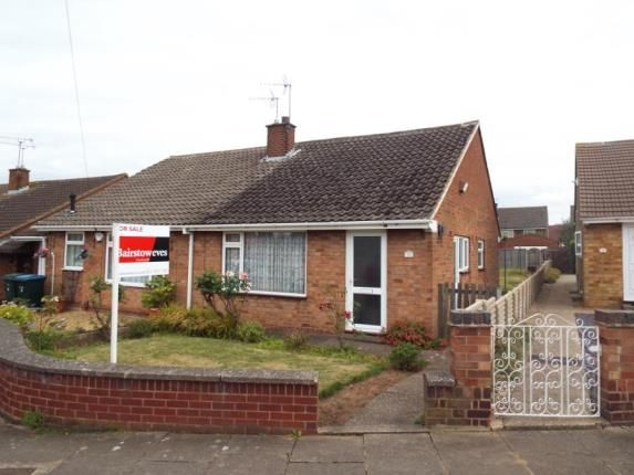 Thumbnail Bungalow for sale in Torpoint Close, Coventry, West Midlands