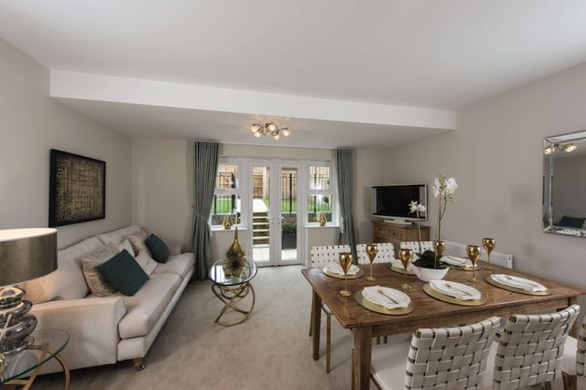 Thumbnail Terraced house for sale in Old Bisley Road, Frimley, Surrey
