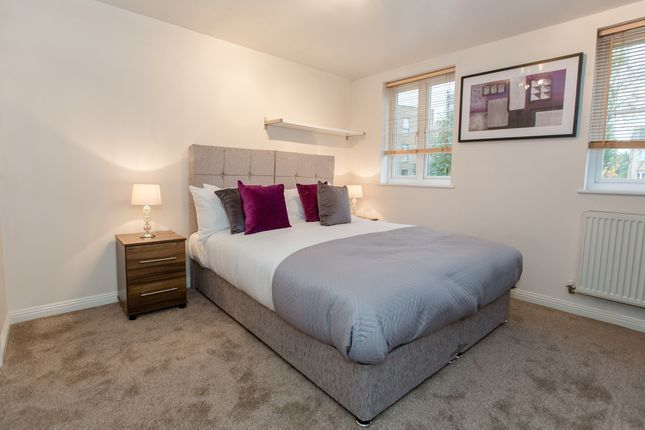 Thumbnail Flat to rent in London Road, Romford