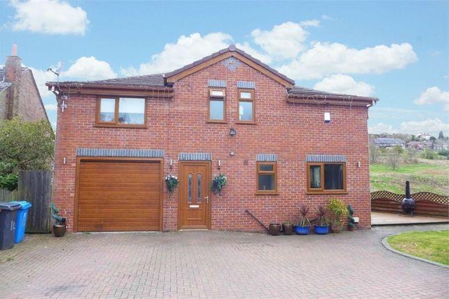 Thumbnail Detached house for sale in Ashlea Grove, Grotton, Oldham, Lancashire