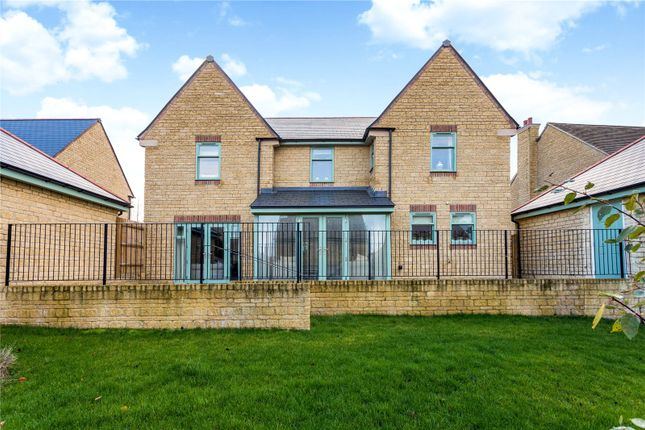 Thumbnail Detached house for sale in Petypher Gardens, Kingston Bagpuize, Abingdon, Oxfordshire