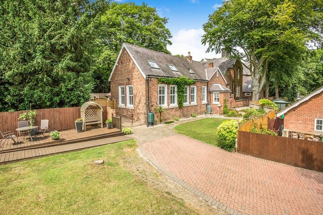Thumbnail Detached house for sale in Old Church Hall School Croft, Riddings, Alfreton
