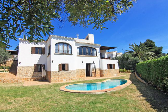 5 bed villa for sale in Tosalet, Javea, Alicante, Spain
