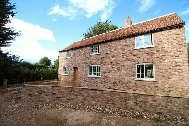 Thumbnail Detached house for sale in Main Street, Garton-On-The-Wolds, Driffield