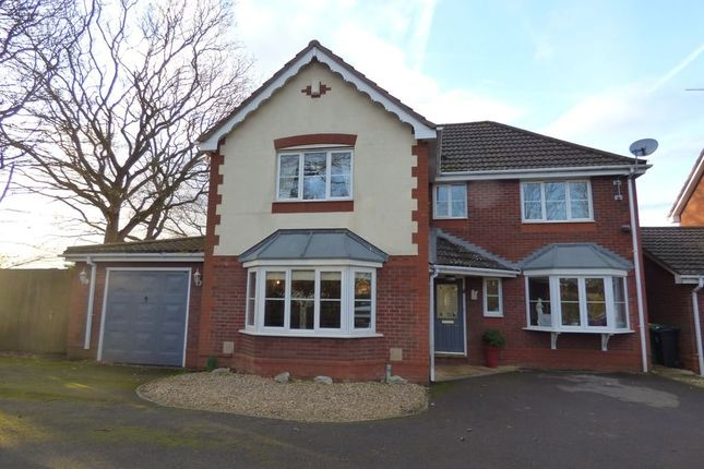Thumbnail Detached house for sale in St Saviours Rise, Frampton Cotterell, Bristol, Gloucestershire