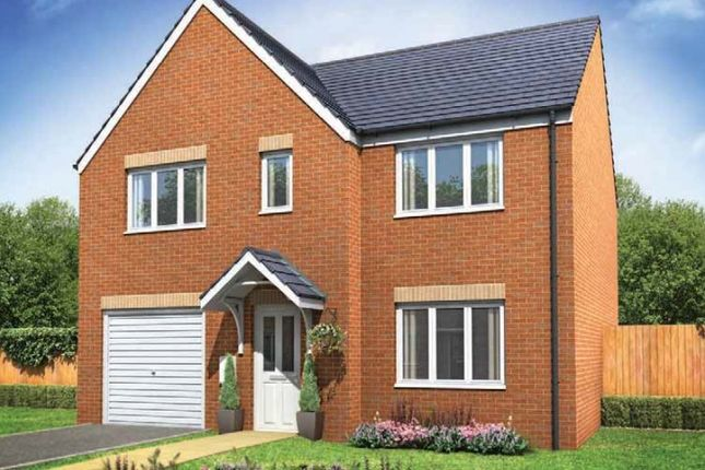 """Thumbnail Detached house for sale in """"The Winster"""" at Hewell Road, Redditch"""