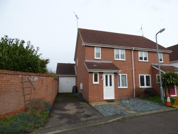 Thumbnail Semi-detached house for sale in Sovereign Close, Rochford