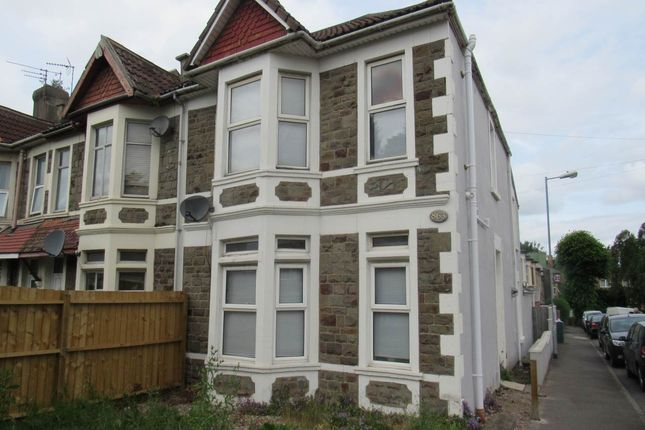 End terrace house to rent in Fishponds Road, Fishponds, Bristol