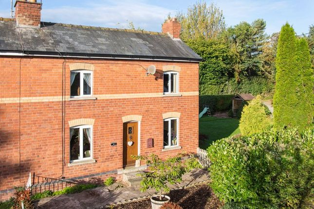 Thumbnail Semi-detached house for sale in Portway, Hereford