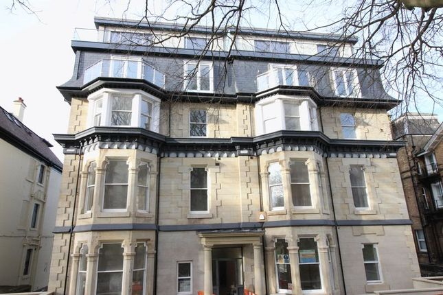 Thumbnail Flat for sale in Carlton House, Belmont Road, South Cliff, Scarborough