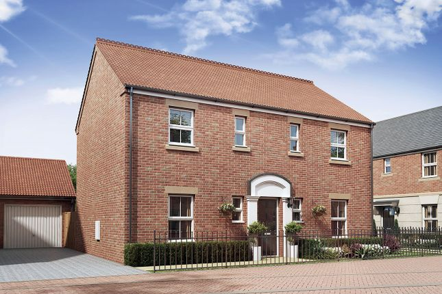 Thumbnail Detached house for sale in Foster Way, Westhill, Kettering