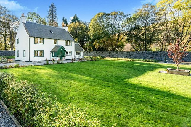 Thumbnail Detached house for sale in Walled Garden West, Lochbroom, Ullapool, Highland