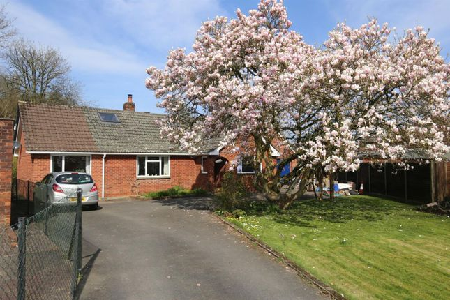 Thumbnail Bungalow to rent in Exeter Road, Tiverton