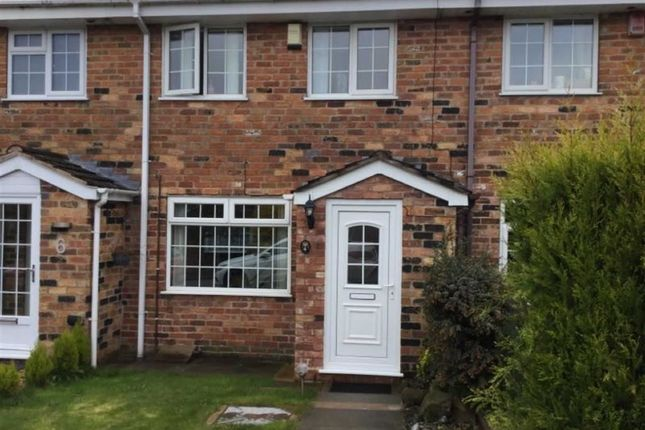 Thumbnail Town house to rent in Highview Road, Fulford, Stoke-On-Trent