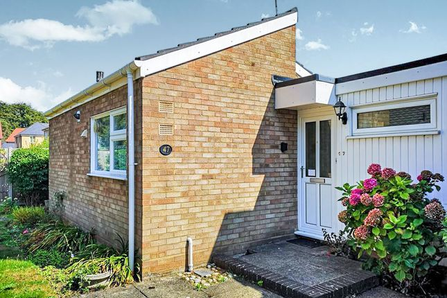 Thumbnail Bungalow for sale in Brentwood, Norwich