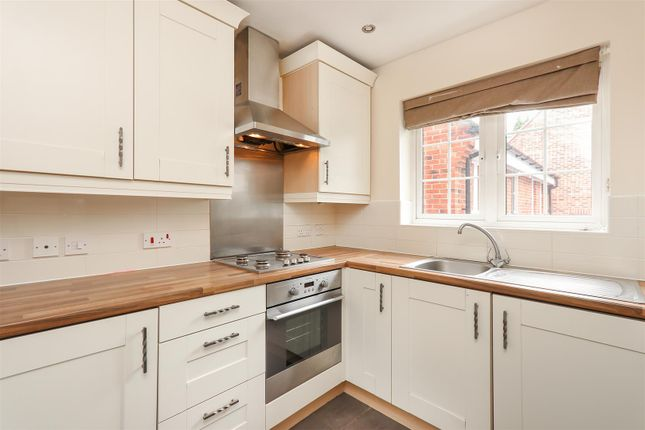 Kitchen of Princeton House, Old Pheasant Court, Brookside, Chesterfield S40
