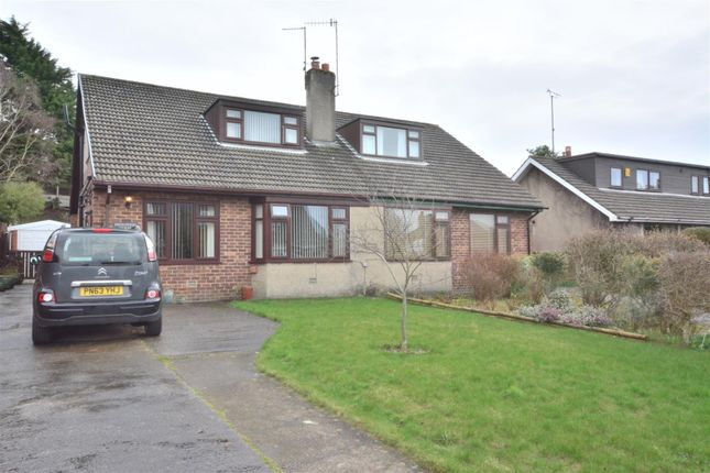 Thumbnail Semi-detached bungalow for sale in Piccadilly Close, Scotforth, Lancaster