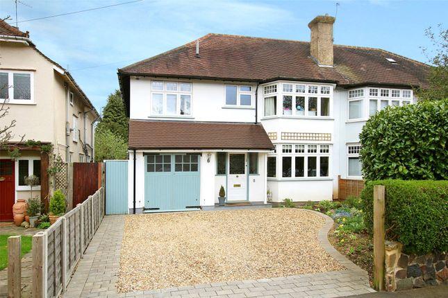 Thumbnail Semi-detached house for sale in Park Avenue, St. Albans, Hertfordshire